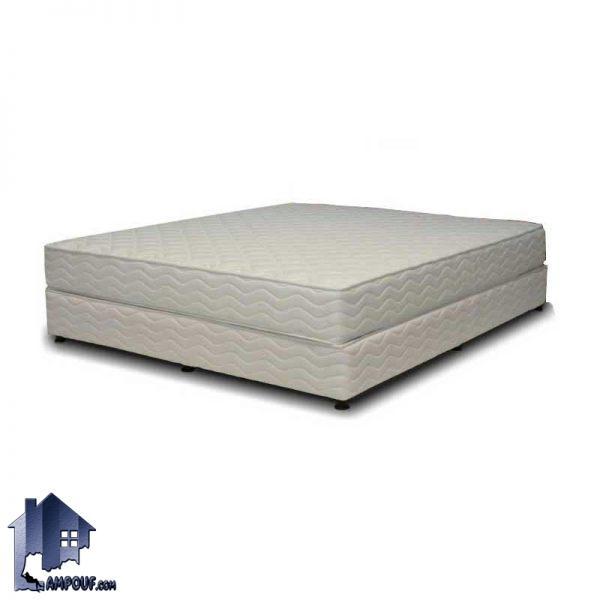 باکس140*200 , 120*200 , 90*200 160*200 180*200 ساده هتلی BRA104 که به باکس ثابت نیز شناخته میشود و میتواند به عنوان یک تخت خواب دو نفره مورد استفاده قرار بگیرد.