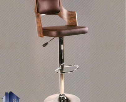 صندلی اپن BSO2006 که به عنوان صندلی بار در کافی شاپ ها و رستوران ها و فست فود برای میز کانتر و آشپزخانه با رنگ های متنوع مورد استفاده قرار میگیرد.