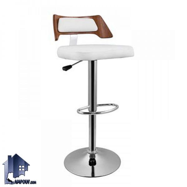 صندلی اپن BSO2014 با طراحی زیبا میتواند برای میز بار آشپزخانه کافی شاپ رستوران و فست فود و به عنوان یک صندلی کانتر مورد استفاده قرار بگیرد.