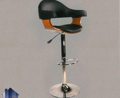 صندلی اپن BSO2135 با طراحی زیبا که برای استفاده برای میز بار آشپزخانه و رستوران و کافی شاپ و به صورت جکدار با رنگ بندی متنوع ساخته شده است.