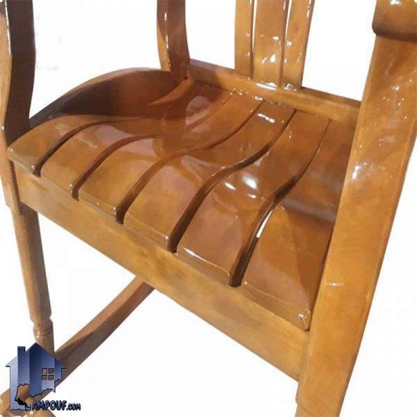 صندلی چوبی راک RCQ107