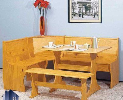 ست میز نهارخوری 6 نفره DTJ15