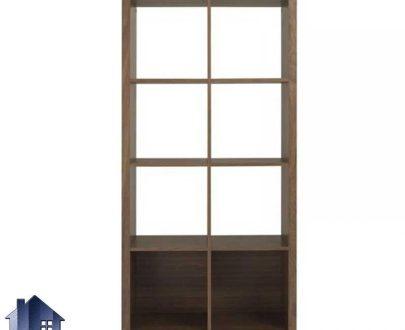 کمد ویترینی SCJ178 دارای چندین قفسه و به صورت شلف که میتواند تشکیل یک ویترین و یا کتابخانه را برای استفاده در داخل اتاق خواب و یا سالن پذیرایی را ایجاد کند.