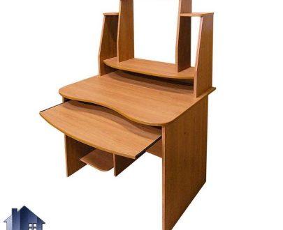 میز کامپیوتر SDJ169 با طراحی به صورت قفسه دار و دارای میز کشویی برای کیبورد و فضایی برای جای کیس که به عنوان یک میز لپ تاپ و میز تحریر نیز استفاده میشود.
