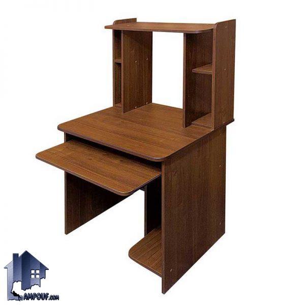 میز کامپیوتر SDJ268 که برای قرار دادن لپ تاپ نیز استفاده میشود و میتواند به عنوان میز کار و مطالعه و تحریر در داخل اتاق خواب منازل شما قرار بگیرد.