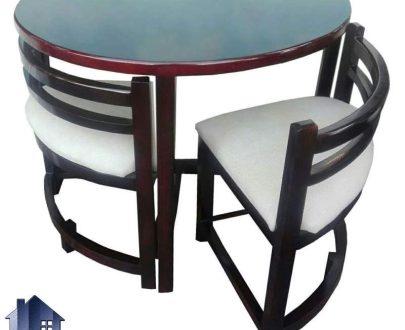 میز نهارخوری کمجا DTB5