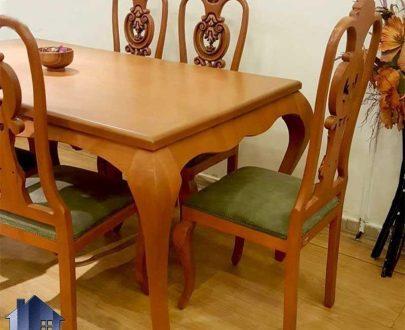میز نهارخوری DTB18