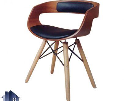 صندلی نهارخوری DSO2207 با طراحی به صورت چوبی که میتواند در کنار انواع میز های غذا خوری در رستوران و کافی شاپ و آشپزخانه و پذیرایی مورد استفاده قرار بگیرد.