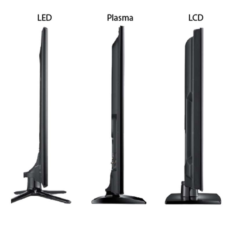 اندازه LCD LED plasma