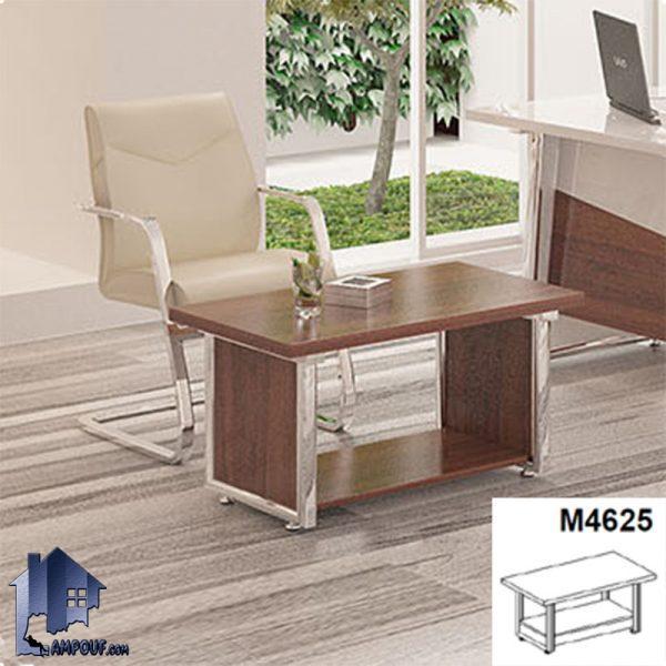 جلومبلی راوند OfON4625 که به عنوان یک میز پذیرایی در قسمت جلوی مبل اداری و یا صندلی انتظار در سالن های انتظار و اتاق مدیریت در کنار دکور اداری قرار میگیرد.