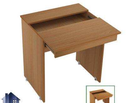 میز محصلی صفحه کشویی STDN33 که به عنوان یک می تحریر و یا لپ تاپ در محیط های دانش آموزی و مهد کودک و مدرسه و یا اتاق کار مورد استفاده قرار میگیرد.