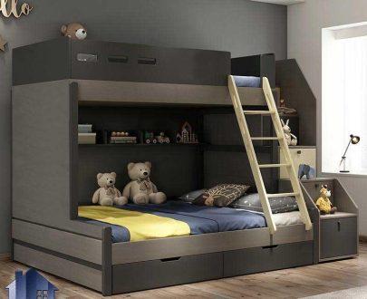 تخت خواب دو طبقه TBJ19