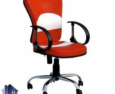 صندلی کارمندی ESN810R به عنوان یک صندلی کارشناسی و اداری در کنار انواع میز تحریر و کامپیوتر نیز استفاده میشود و دارای مکانیزم جکدار و پایه چرخدار میباشد.