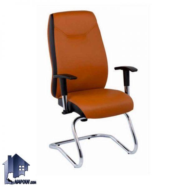 صندلی انتظار و کنفرانسی WSN500R که دارای پایه ثابت بوده و برای انواع میز های کنفرانس و جلسات و میز های جلومبلی در کنار دیگر دکور اداری مناسب میباشد.