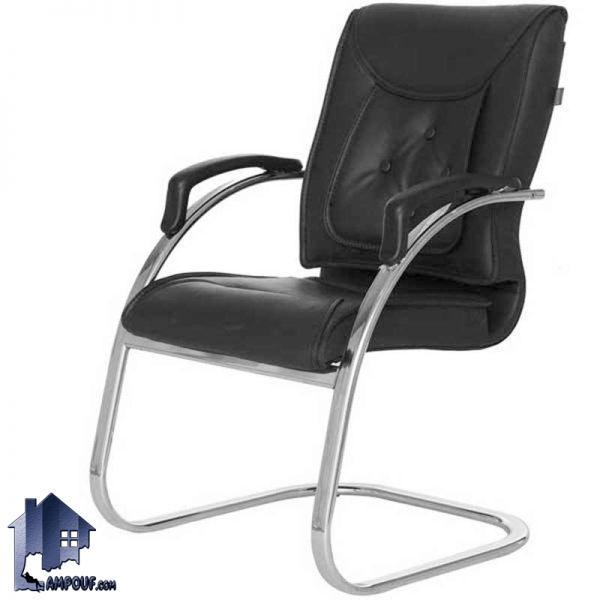 صندلی کنفرانسی WSN908R که برای سالن های انتظار و اتاق های جلسات و در کنار دکور اداری و انواع میز های کنفرانس و جلومبلی به عنوان مبلمان اداری استفاده میشود.