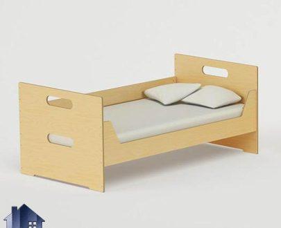 تخت خواب کودک و نوجوان CHJ110 دارای طراحی CNC شده و کناره حفاظ دار که به عنوان یک تختخواب یک نفره در کنار سرویس خواب در داخل اتاق خواب استفاده میشود.