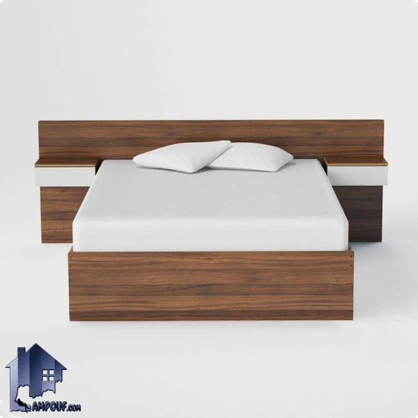 تخت خواب دو نفره DBJ119