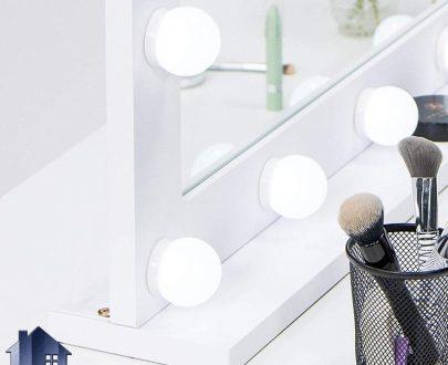 آینه رومیزی لامپ دار SMJ205