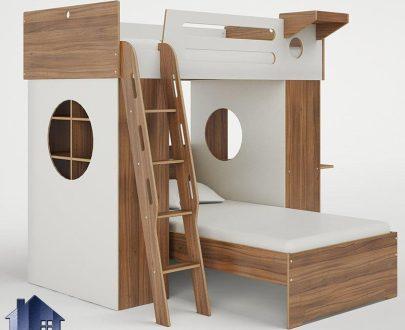 تخت خواب دو طبقه TBJ22