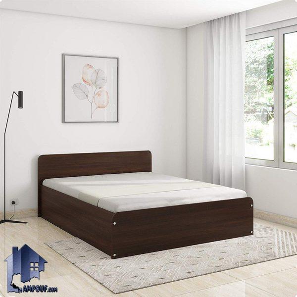 تخت خواب دو نفره DBJ121 که دارای دو سایز کینگ King و کوئین Queen که به عنوان تختخواب دونفره در داخل اتاق و ویلا ها و در کنار دیگر سرویس خواب استفاده میشود.