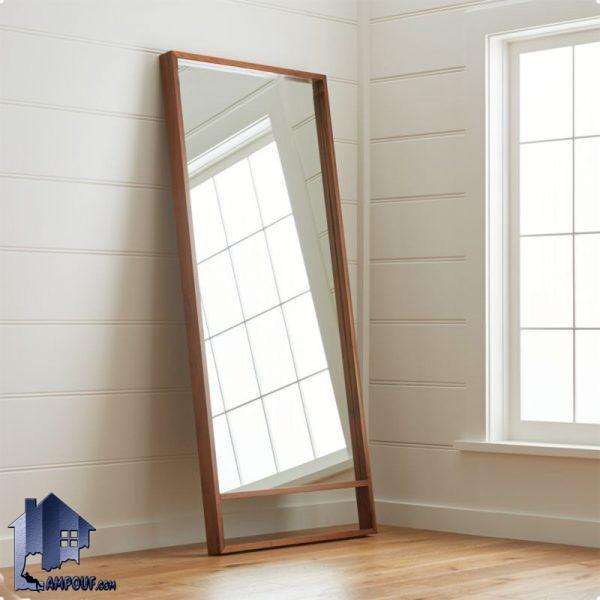 آینه قدی SMJ210 دارای طراحی به صورت چوبی MDF و به صورت ایستاده قابدار که در داخل اتاق خواب و پذیرایی و سالن های آرایشگاه و آتلیه مورد استفاده قرار میگیرد.