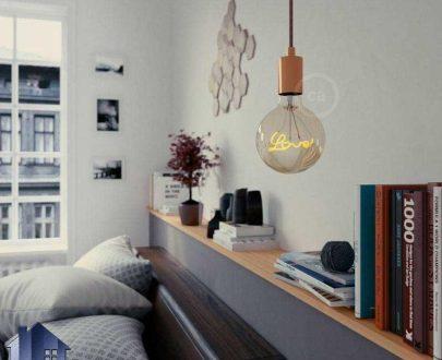 لامپ طرح LOVE مدل LLA105