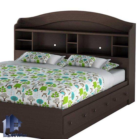 تخت خواب دو نفره DBJ127