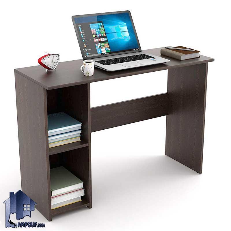 میز تحریر SDJ286 به صورت کتابخانه و قفسه دار که به عنوان میز کار اداری و میز مطالعه و کامپیوتر و لپ تاپ داخل اتاق خواب کودک نوجوان و بزرگسال استفاده میشود.