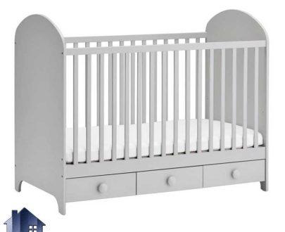 تخت خواب کودک CHJ115