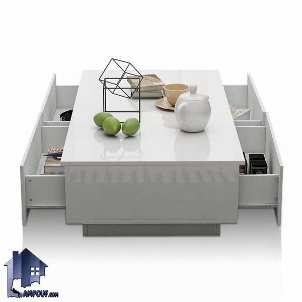 میز جلومبلی HOJ135