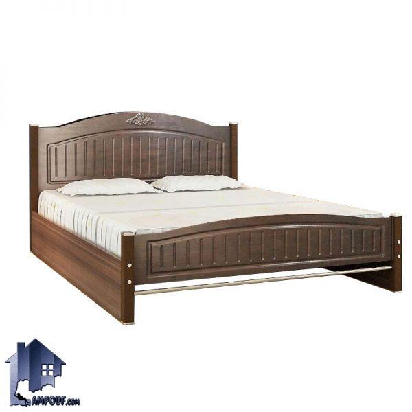 تخت خواب دو نفره DBV138