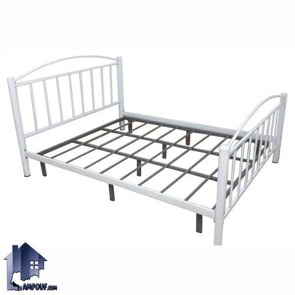 تخت خواب دو نفره DBV141