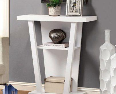 کنسول SCJ194 که به عنوان میز آینه و میز آرایش و تزئینی در کنار دکور اتاق خواب و پذیرایی در منازل و آتلیه های عکاسی مورد استفاده قرار میگیرد