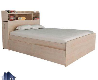 تخت خواب دو نفره DBJ149
