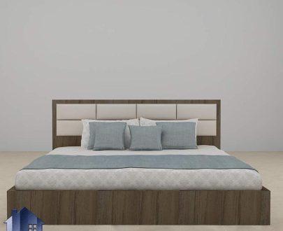 تخت خواب دو نفره DBJ151