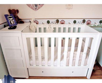 تخت خواب کودک CHJ118