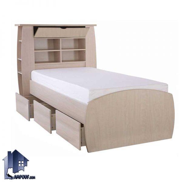 تخت خواب یک نفره SBJ156