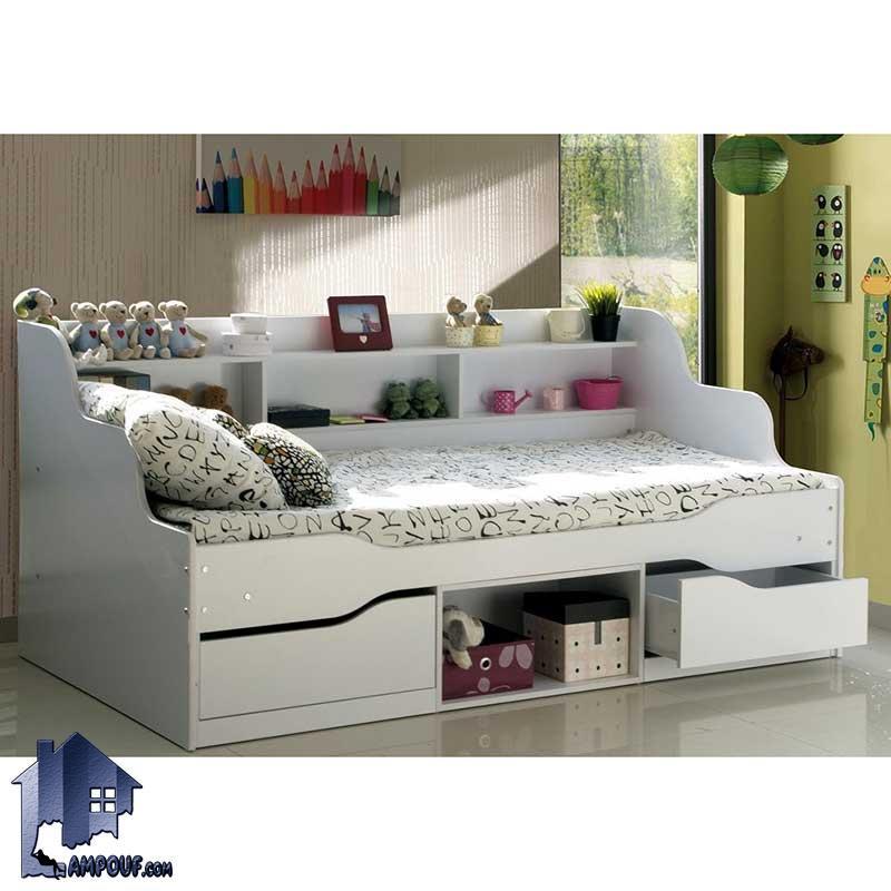 تخت خواب یک نفره SBJ157