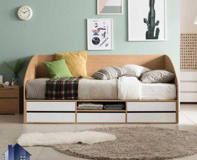تخت خواب یک نفره SBJ159