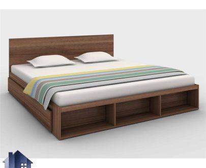 تخت خواب دو نفره DBJ154