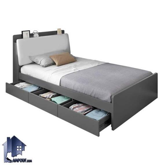 تخت خواب دو نفره DBJ158
