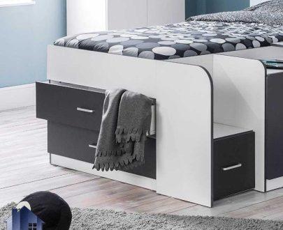 تخت خواب یک نفره SBJ166