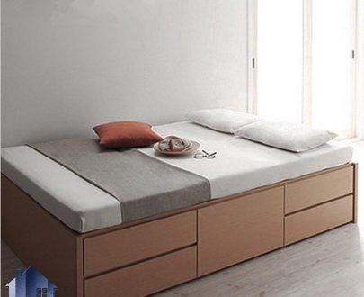 تخت خواب یک نفره SBJ168