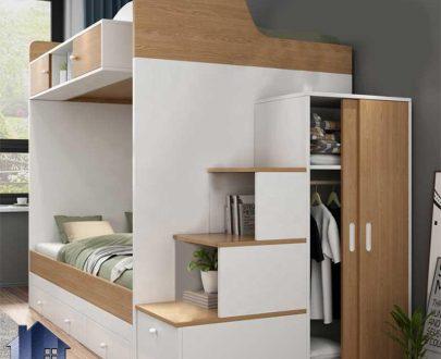 تخت خواب دو طبقه TBJ70