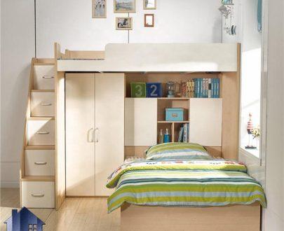 تخت خواب دو طبقه TBJ73