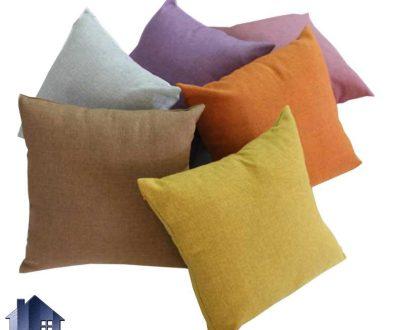 کوسن تخت سنتی Trst271 به صورت مربعی که به عنوان بالش و تکیه گاه و پشتی یا متکا در کنار تخت های چوبی باغی و قهوه خانه ای استفاده میشود.