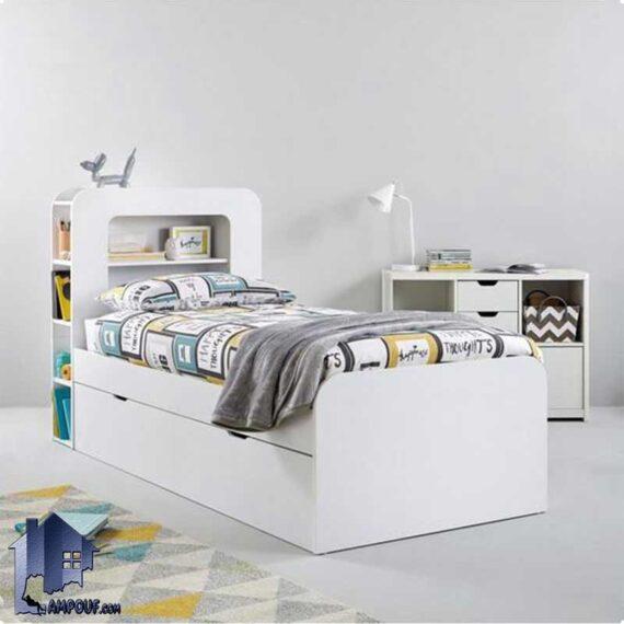 تخت خواب یک نفره SBJ172