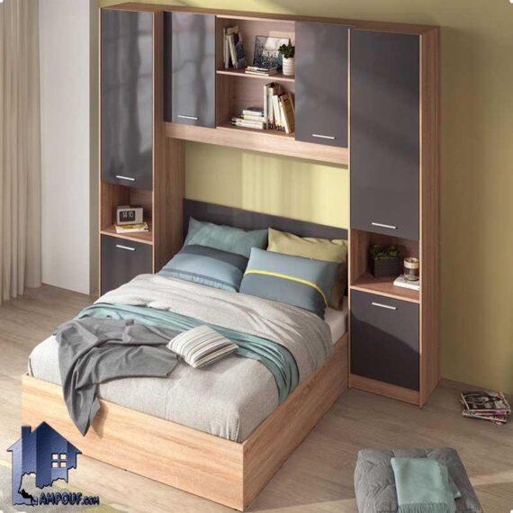 تخت خواب یک نفره SBJ174