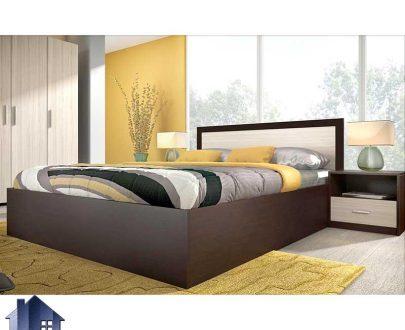 تخت خواب یک نفره SBJ186
