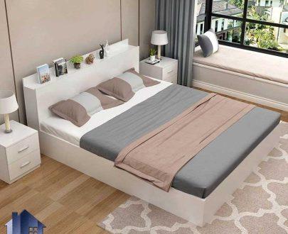 تخت خواب دو نفره DBJ172
